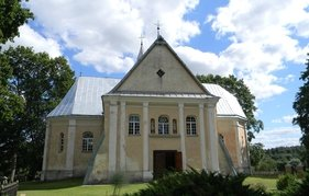 THE CHURCH OF ALL SAINTS OF PAŠUŠVYS
