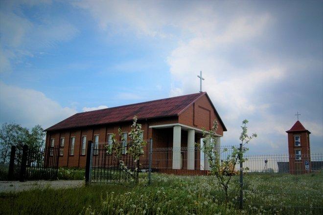 THE CHURCH OF ROKONIAI